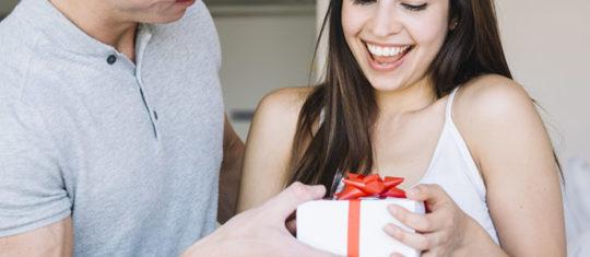 l cadeau offrir à une femme