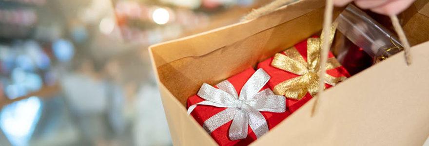 cadeau client réussi